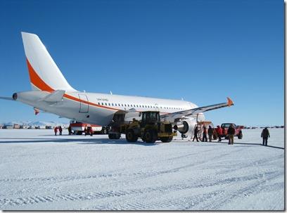 Ice Runway , Antarctica
